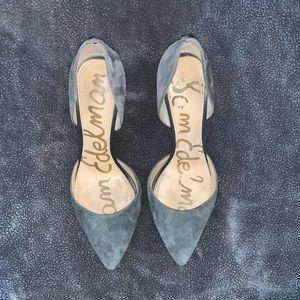 Sam Edelman Grey Heels